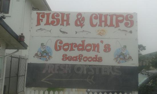 Gordons Seafoods