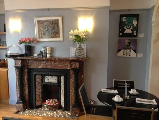 Brightonwave: dining room