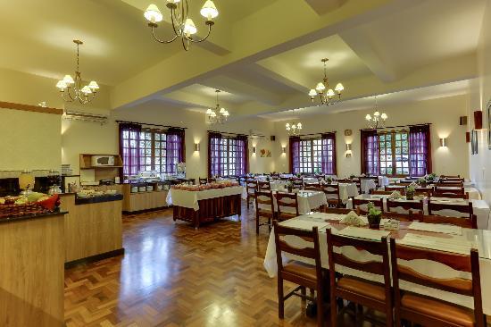 Hotel Petropolis: Café da Manhã