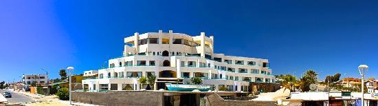Bahia Inglesa, Chile: HOTEL ROCAS DE BAHIA