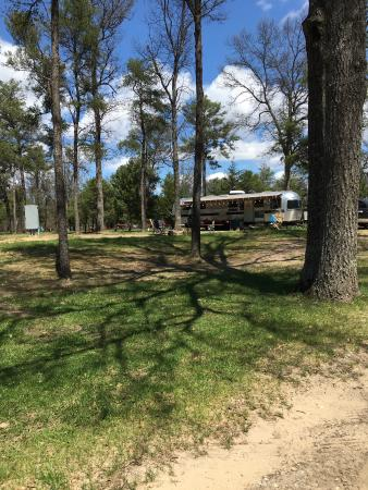 Jellystone Park Camp and Resort: Huge sites