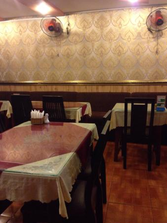 Nice Indian restaurant