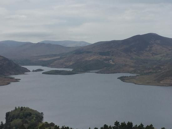 Caragh Lake, Ierland: Views