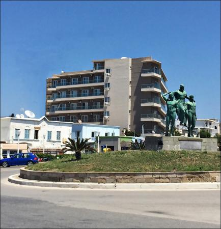 Europa Hotel Rooms and Studios: Europa Hotel Rodos Exterior