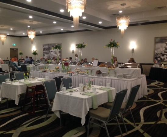 Best Western Plus Walkerton Hotel & Conference Centre: Mother's Day Brunch -