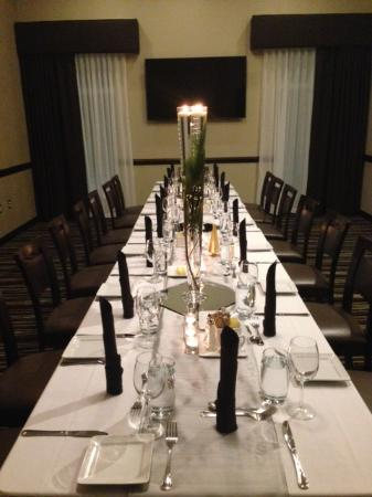 Best Western Plus Walkerton Hotel & Conference Centre: Private Dinner Meeting