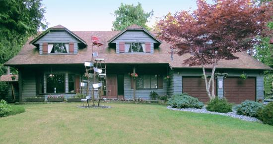 North Saanich, Canadá: the B&B Home