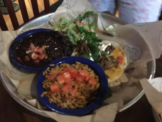 Local Taco: Barbacoa Special