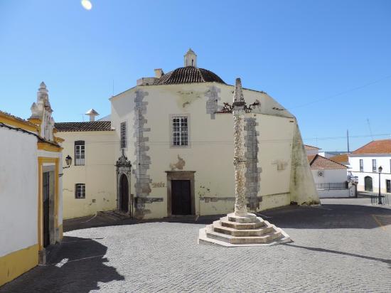 Igreja do antigo Convento das Freiras de Sao Domingos