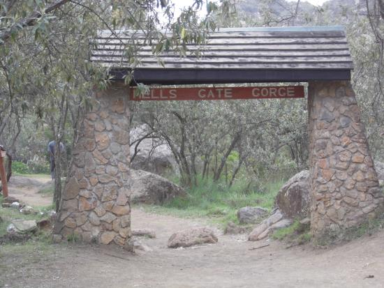 Hell's Gate National Park: Hells Gate