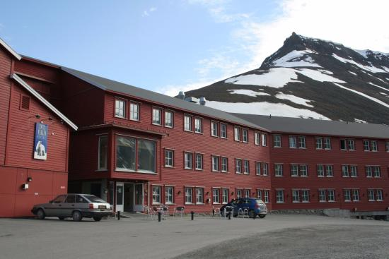 Svalbard Hotel: отель