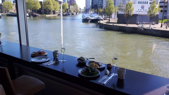 Inntel Hotels Rotterdam Centre: Ontbijten