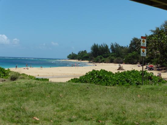 Haena Beach Park North S Of Kauai