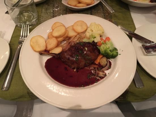 Lulu Restaurant Malta Menu