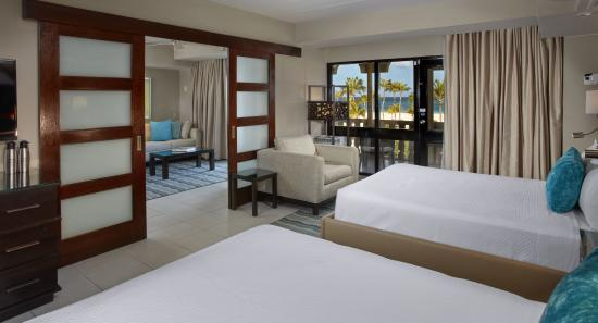 Bucuti & Tara Beach Resort Aruba: Junior Suite