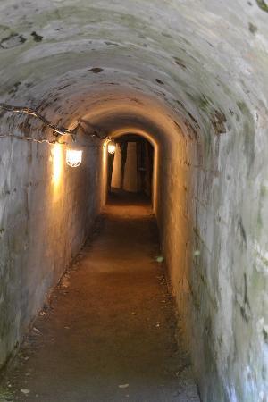 Schmalkalden, Saksa: Zugangsstollen