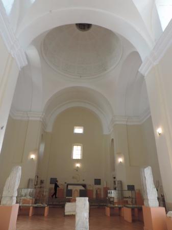 Museo Arqueologico de Arte Visigodo: Музей искусства визиготов в Мериде