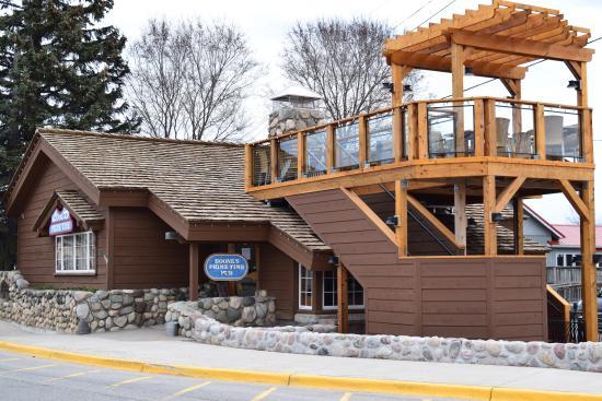 Sutton Bay Michigan Map.Boone S Primetime Pub Suttons Bay Restaurant Reviews Phone