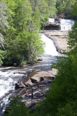 Brevard, North Carolina: Triple Falls