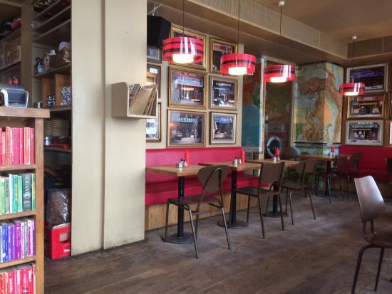 Laundromat Cafe, København - Restaurantanmeldelser - TripAdvisor
