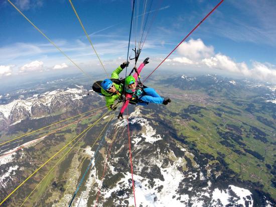 Himmelsritt Tandem Paragliding
