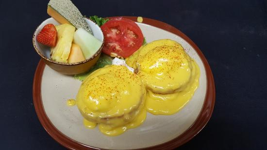 Sundance Grill Downtown: Eggs Benny