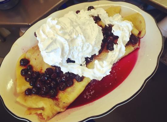 Stephenson, Мичиган: Swedish Pancakes