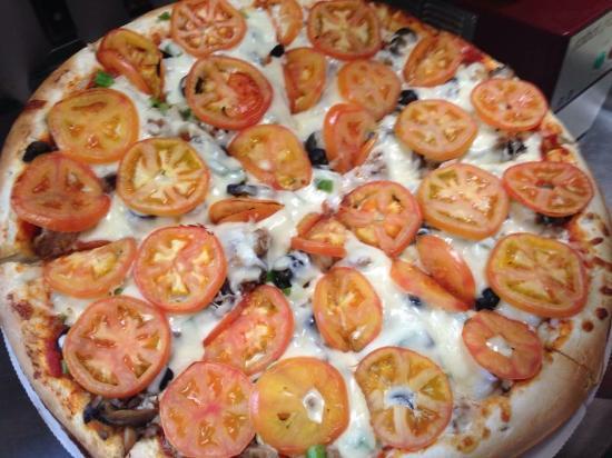 Stephenson, MI: Pizza