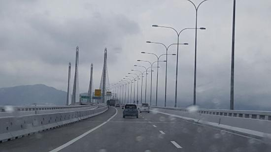 Sultan Abdul Halim Muadzam Shah Bridge