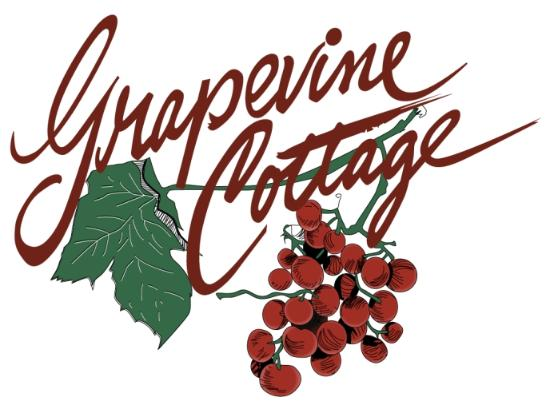 Zionsville, IN: The Wine Guy at the Grapevine Cottage logo