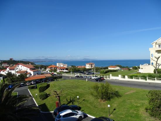 Vue exterieur 3 etoiles foto van hotel le for Hotels 3 etoiles biarritz