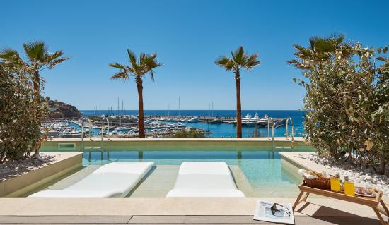 Great Boutique Hotel Review Of Hotel Pure Salt Port Adriano Calvia