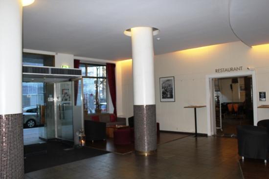 ProfilHotels Richmond Hotel: Area lobi