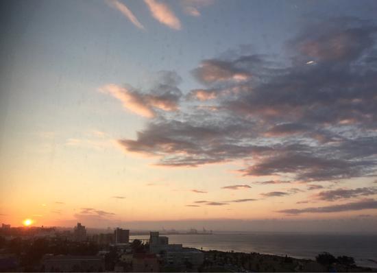 Prachtige Kamer Met Half Open Badkamer Picture Of Radisson Blu Hotel Port Elizabeth Summerstrand Tripadvisor