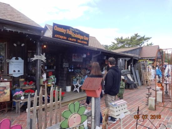 Smithville, Nueva Jersey: Antique shop