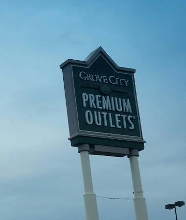 Grove City Premium Outlets : 20160510_130119-1_large.jpg