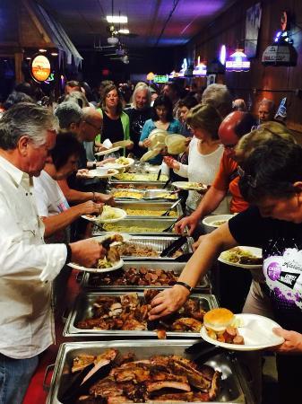 อีเกิล, โคโลราโด: Catering