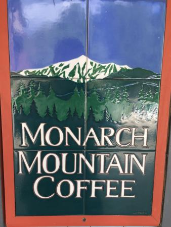 Sandpoint, ID: Monarch Mountain Coffee