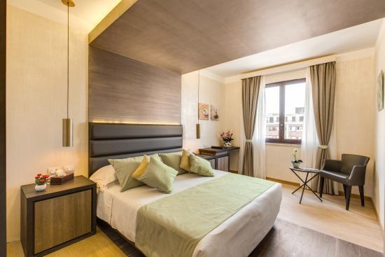 Warmthotel, hôtels à Rome