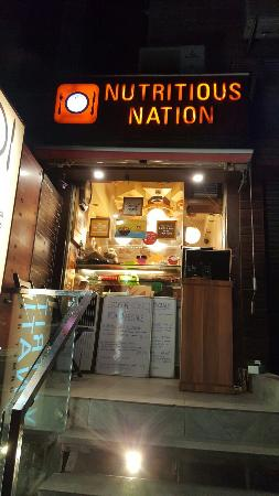 Nutritious Nation