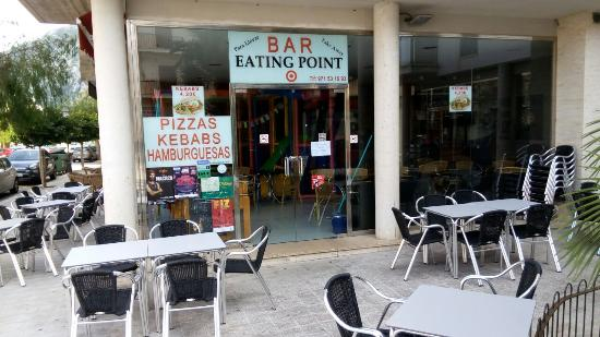 Bar Eating Point
