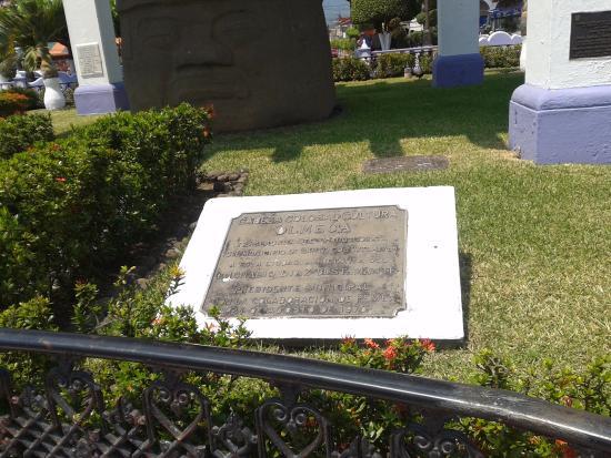Santiago Tuxtla, México: História