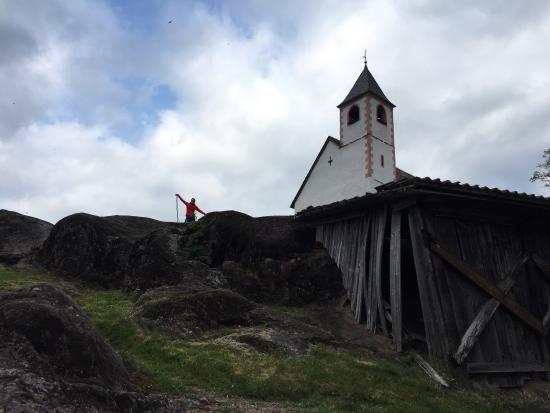 Chiesa di San Ippolito: Am Ziel