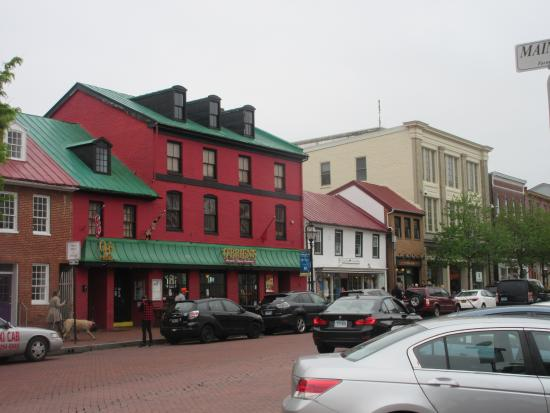 O'Brien's Steakhouse - Annapolis, Maryland