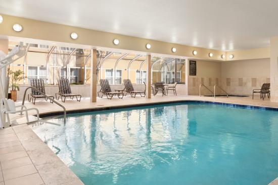 Homewood Suites by Hilton Columbus Hilliard: Indoor Pool