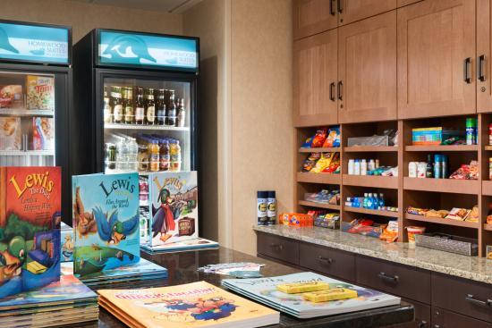 Homewood Suites by Hilton Columbus Hilliard: Treat Shop