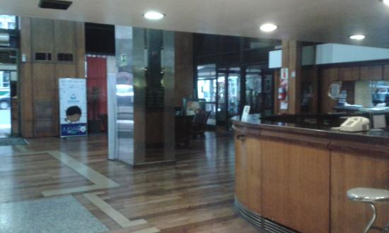 Bauen Hotel: Recepción