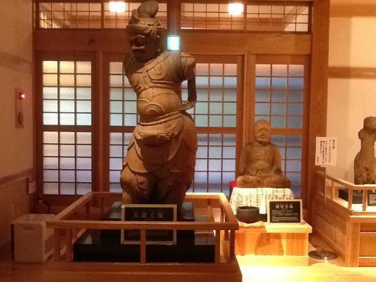Izu Naranda no Sato Kawazu Heian Buddha Statue Pavilion