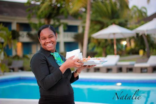 Holetown, Barbados: very polite and very helpful