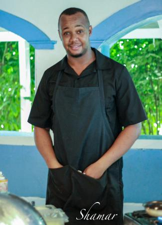 Holetown, Barbados: makes awesome food